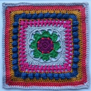 Granny Squares are the New Black!